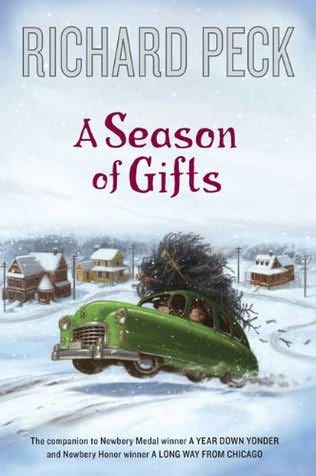 book cover of A Season of Gifts