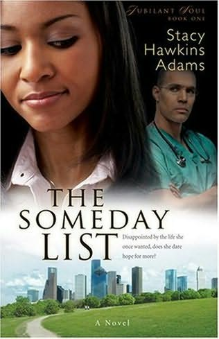 book cover of The Someday List