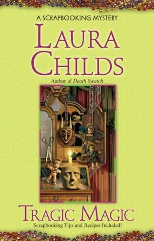 book cover of Tragic Magic