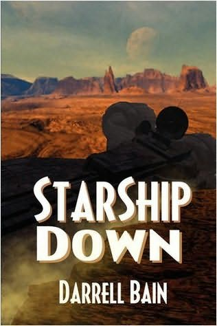 book cover of Starship Down