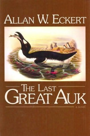 book cover of The Last Great Auk
