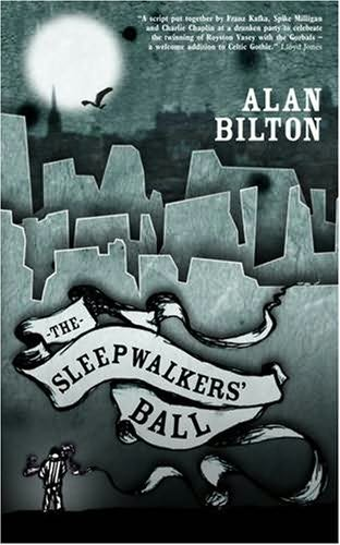 book cover of The Sleepwalkers\' Ball