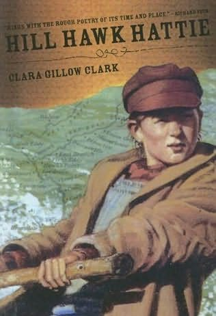 book cover of Hill Hawk Hattie