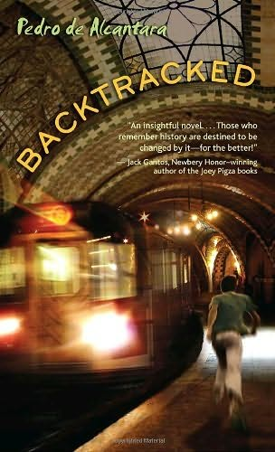 book cover of Backtracked