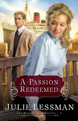 book cover of   A Passion Redeemed