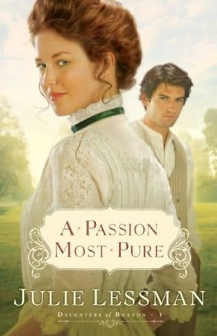 book cover of   A Passion Most Pure