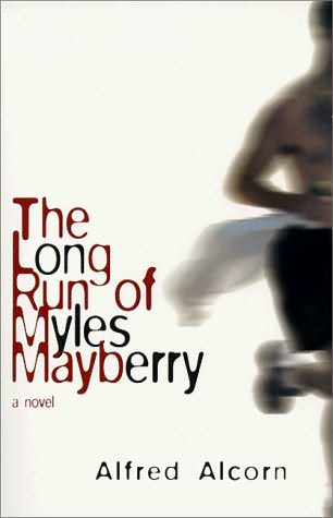 book cover of The Long Run of Myles Mayberry