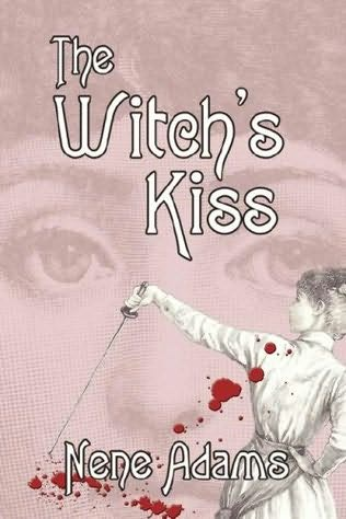 book cover of The Witch\'s Kiss