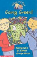 book cover of Going Green!