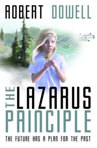 book cover of The Lazarus Principle