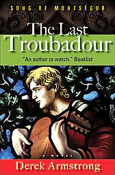 book cover of The Last Troubadour