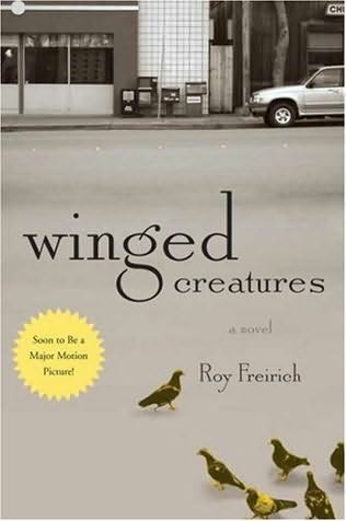 book cover of Winged Creatures