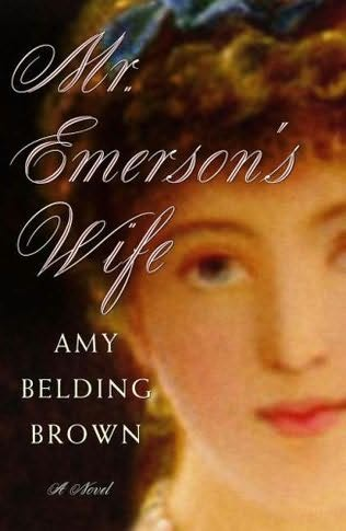 book cover of Mr. Emerson\'s Wife