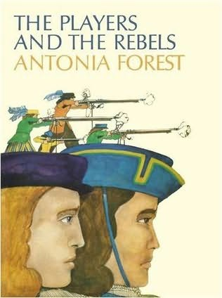 book cover of The Players and the Rebels