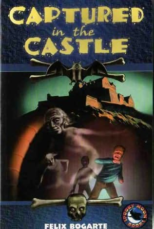 book cover of Captured in the Castle