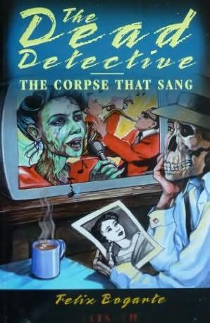 book cover of The Corpse That Sang