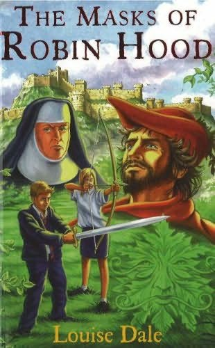 book cover of The Masks of Robin Hood