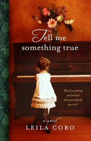 book cover of Tell Me Something True