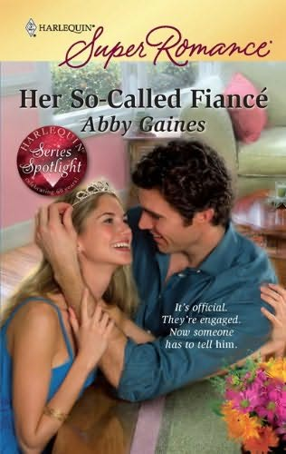 book cover of Her So-called Fiance