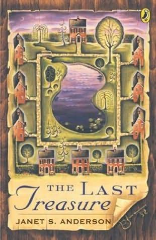 book cover of The Last Treasure