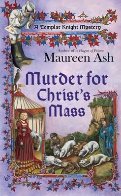 book cover of Murder At Christ\'s Mass