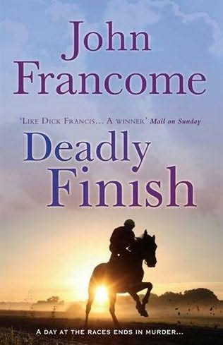 book cover of Deadly Finish