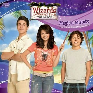 book cover of Magical Mistake