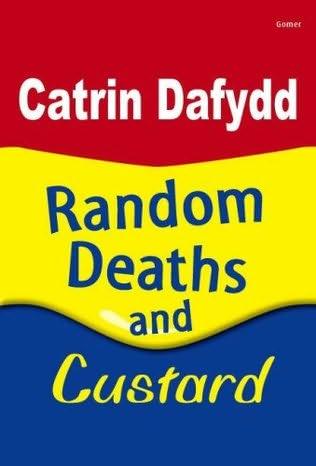 book cover of Random Deaths and Custard