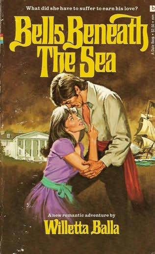 book cover of Bells Beneath the Sea