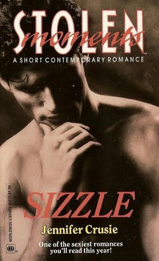 book cover of Sizzle (Stolen Moments)