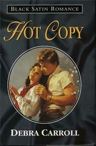book cover of Hot Copy