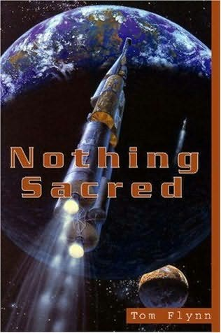 book cover of Nothing Sacred