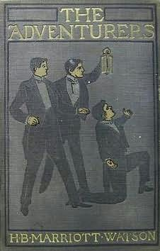 book cover of The Adventurers