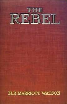 book cover of The Rebel