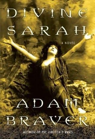 book cover of Divine Sarah