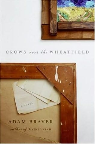 book cover of Crows Over the Wheat Field