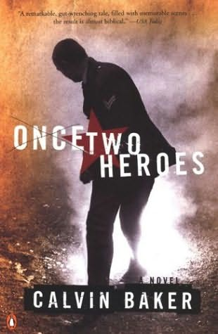 book cover of Once Two Heroes