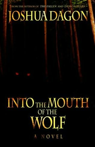 book cover of Into the Mouth of the Wolf
