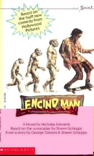 book cover of Encino Man