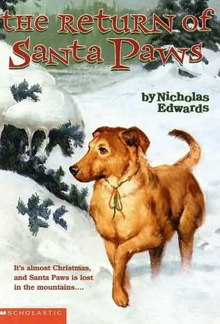 book cover of The Return of Santa Paws