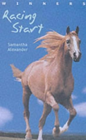 book cover of Racing Start