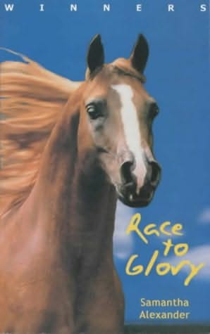 book cover of Race to Glory