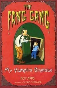 book cover of My Vampire Grandad
