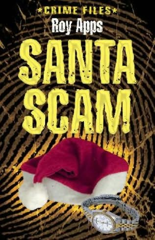 book cover of Santa Scam