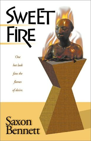 book cover of Sweet Fire