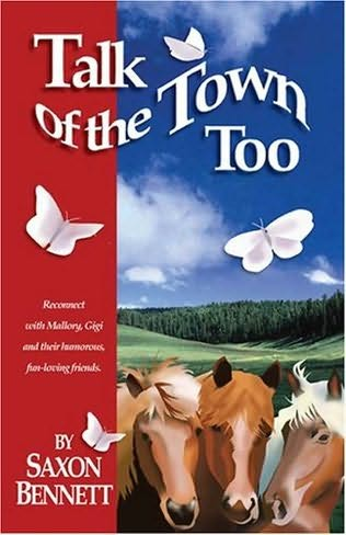 book cover of Talk of the Town Too