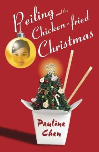 book cover of Peiling and the Chicken-fried Christmas