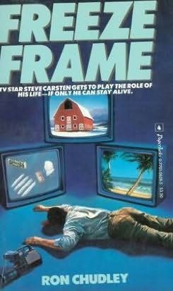book cover of Freeze Frame