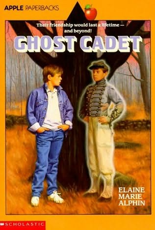 book cover of The Ghost Cadet