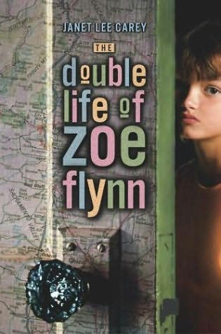 book cover of The Double Life of Zoe Flynn